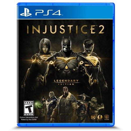 Injustice 2: Legendary Edition, Warner Bros, PlayStation 4,