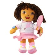 843c04b9639 TY Beanie Baby - DORA the Explorer (Dora Del Tenis Version) (7 inch