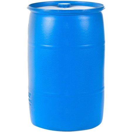Emergency Essentials 30 Gallon Water Barrel Walmartcom