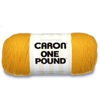 Caron One Pound Yarn, Sunflower