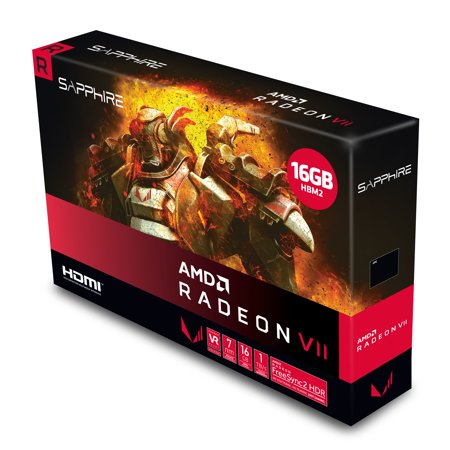 Gxt135p Graphics (Sapphire Radeon VII 16GB Graphics Card 21291-01-40G 16GB - Free The Division® 2 Gold Edition & World War Z with)