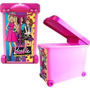 """Barbie """"Store It All!"""" Carrying Case by Tara Toys"""