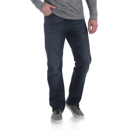 21b973671c82 Wrangler - Wrangler Men s 5 Star Relaxed Fit Jean with Flex ...