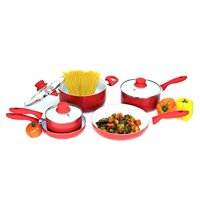 Heuck Classics Nano Nonstick Cookware Set - 8 PC, 8.0 PIECE(S)