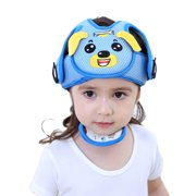 6221df9ee0c Anti-Collision Adjustable Safety Helmet Headguard Protective Harnesses Cap  Bumper For Baby Children Infants