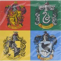 (3 Pack) Harry Potter Lunch Napkins (16 Count)