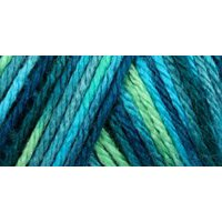 Caron Simply Soft Paints Yarn-Peacock Feather
