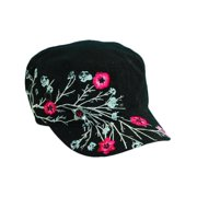 2a08a024a97fe Size one size Women s Cotton Military Summer Fashion Cadet Hat