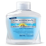Dickinson's Enhanced Witch Hazel Astringent Deep Cleansing, 16.0 FL OZ
