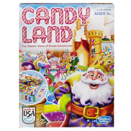 Candy Land Classic Board Game, Ages 3 and - Best Trivia Board Games