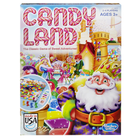 Candy Land Classic Board Game, Ages 3 and up](Board Game Costume Ideas)