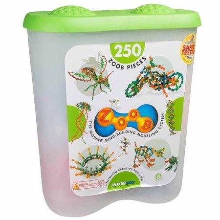 Alex Brands ZOOB 0Z11250 ZOOB 250-Piece Set with Storage Tub
