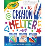 Crayola Crayon Melter, Crayon Melting Art, Craft Supplies, Gift for Kids, Ages 8, 9, 10, 11