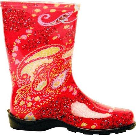 Women's Tall Garden Boot (Tall Flat Riding Boot)