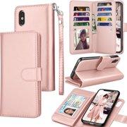 iPhone Xs Max / iPhone XS / iPhone X / iPhone XR Wallet Case Cover,