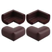 4 Pack Baby Child Infant Kids Safety Safe Table Desk Corner Ps Cushion Guards Protector Coffee