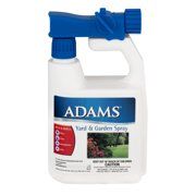 Adams Flea, Tick, Mosquitoes and Ants Yard & Garden Spray, 32 Fl Oz
