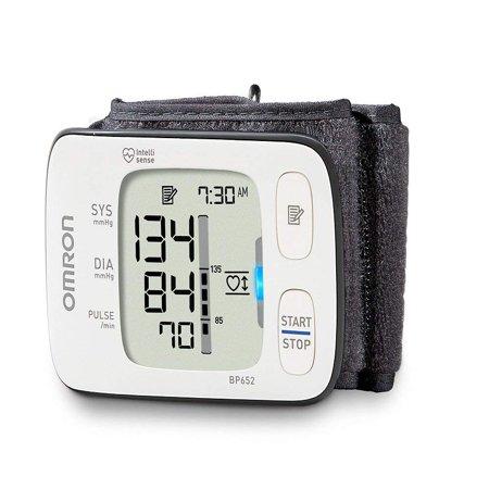 Omron 7 Series Wrist Blood Pressure Monitor Walmart