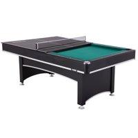 Triumph Phoenix 7' Billiard Table with Table Tennis Conversion Top