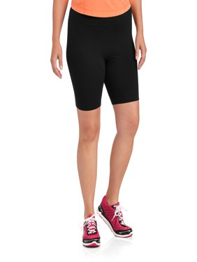 Women's Plus-Size Cotton Bike Short