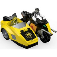 Imaginext Power Rangers Mastodon Battle Bike