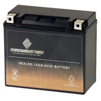 YTX20HL-BS High Performance - Maintenance Free - Sealed AGM Motorcycle Battery