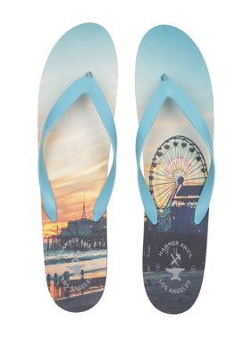 55314f53b Product Image Hammer Anvil Mens Flip Flops Casual Thong Summer Sandals  Comfortable Beach Shoes