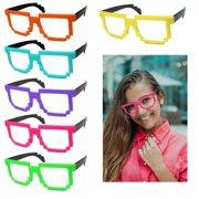 f7b5126ec6 2 Pc Party Glasses Vintage Sunglasses Axel Frame UV400 Shades Fashion  Eyewear