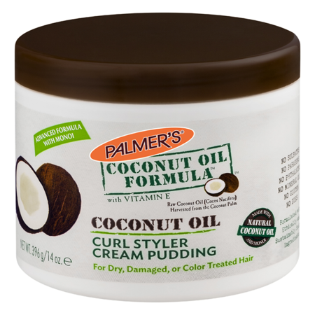 Hair Condition (Palmer's Coconut Oil Formula Curl Condition Hair Pudding, 14 oz )