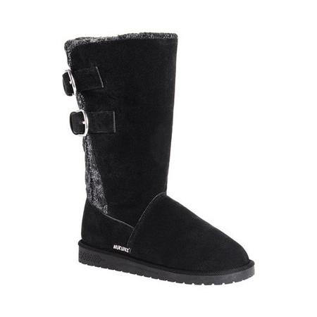 MUK LUKS® Women's Jean Boots - 60s Mod Boots