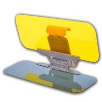 Car Windshield Visor Night Anti-Glare - Zone Tech  Universal Sunshade and Night Vision Anti-Dazzle Windshield Driving Visor