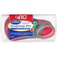 Dr. Scholl's® Custom Fit® Orthotic Inserts CF410, 1 Pair