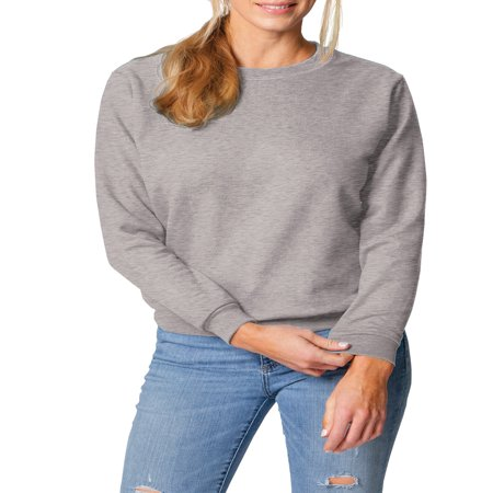 Womens Tech Fleece (Gildan Women's Fleece Sweatshirt )