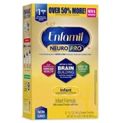 Enfamil Infant NeuroPro Baby Formula, 31.4 oz Powder Refill Box