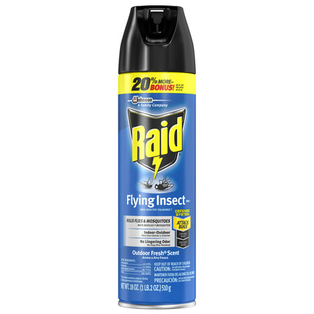 Raid Flying Insect Killer 7, 18 -