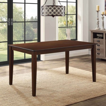 Better Homes and Gardens Bankston Dining Table, Multiple (Bow Dining Table)