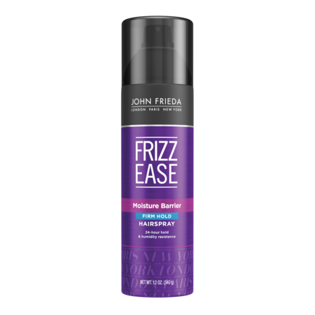John Frieda Frizz Ease Moisture Barrier Firm Hold Hairspray, 12 Ounces