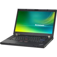 "Refurbished Lenovo Black 15.6"" ThinkPad T510 Laptop PC with Intel Core i5-520M Processor, 8GB Memory, 128GB Solid State Drive and Windows 10 Pro"