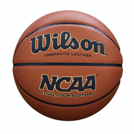 Wilson NCAA Final Four Edition Basketball, Official Size (Cherry Ncaa Basketball)