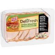 Oscar Mayer Deli Fresh Oven Roasted Turkey Breast, 22 Oz.