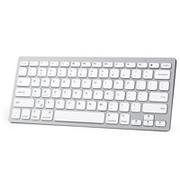 Anker Bluetooth Ultra-Slim Keyboard (White)