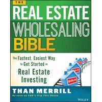 The Real Estate Wholesaling Bible (Paperback)