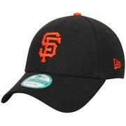 brand new 09232 e61e3 San Francisco Giants New Era Men s League 9Forty Adjustable Hat - Black -  OSFA