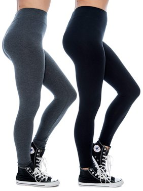 Women & Plus Soft Cotton Active Stretch Ankle Length Lightweight Leggings