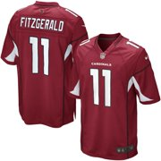43ab94db4e600 Larry Fitzgerald Arizona Cardinals Nike Youth Team Color Game Jersey -  Cardinal
