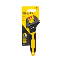 STANLEY 6'' Adjustable Wrench   90-947
