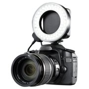 Canon EOS Rebel T3 Dual Macro LED Ring Light / Flash (Applicable For All Canon Lenses)