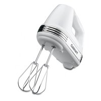 Cuisinart Power Advantage 7 Speed Hand Mixer, White