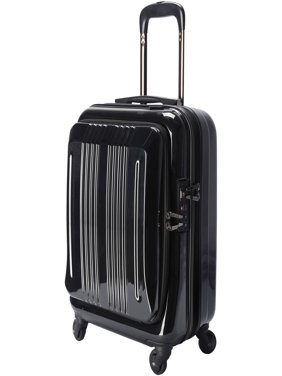 "Protege 18"" Business Rolling Carry-On, Black"