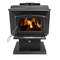 Pleasant Hearth 1,200 Sq. Ft. Small Mobile Home Stove